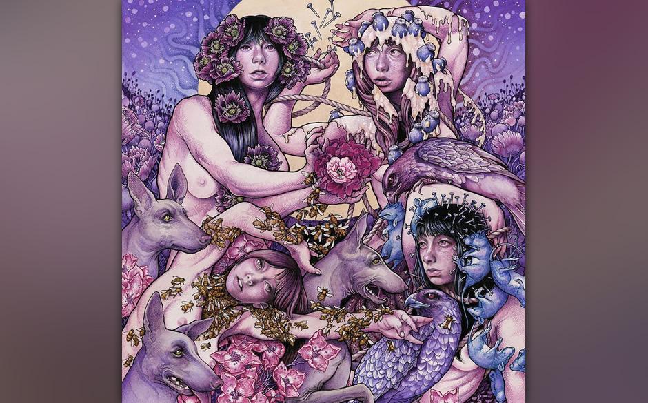 """Definierten Metal gibt es in dieser Woche von Baroness mit """"Purple"""""""