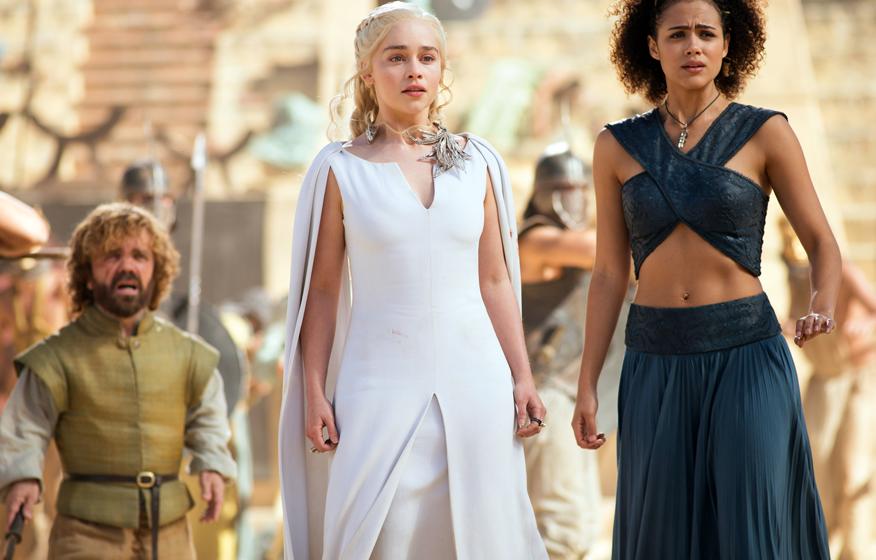 """Emila Clarke war zwar seit der ersten richtigen Folge von  """"Game of Thrones"""" dabei, nicht aber beim Original-Piloten."""