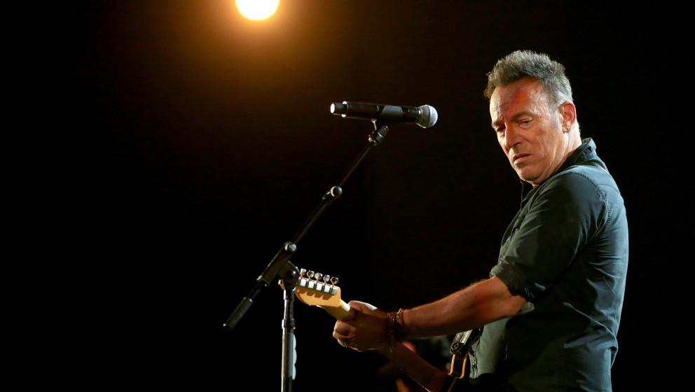 Bruce Springsteen covert David Bowie