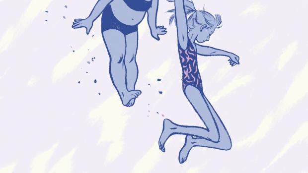 Cover von 'Ein Sommer am See'