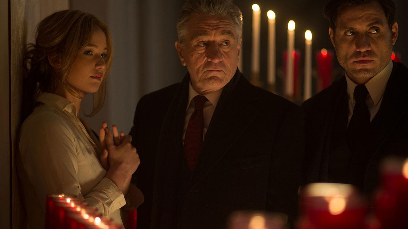 Jennifer Lawrence spielt Joy Mangano