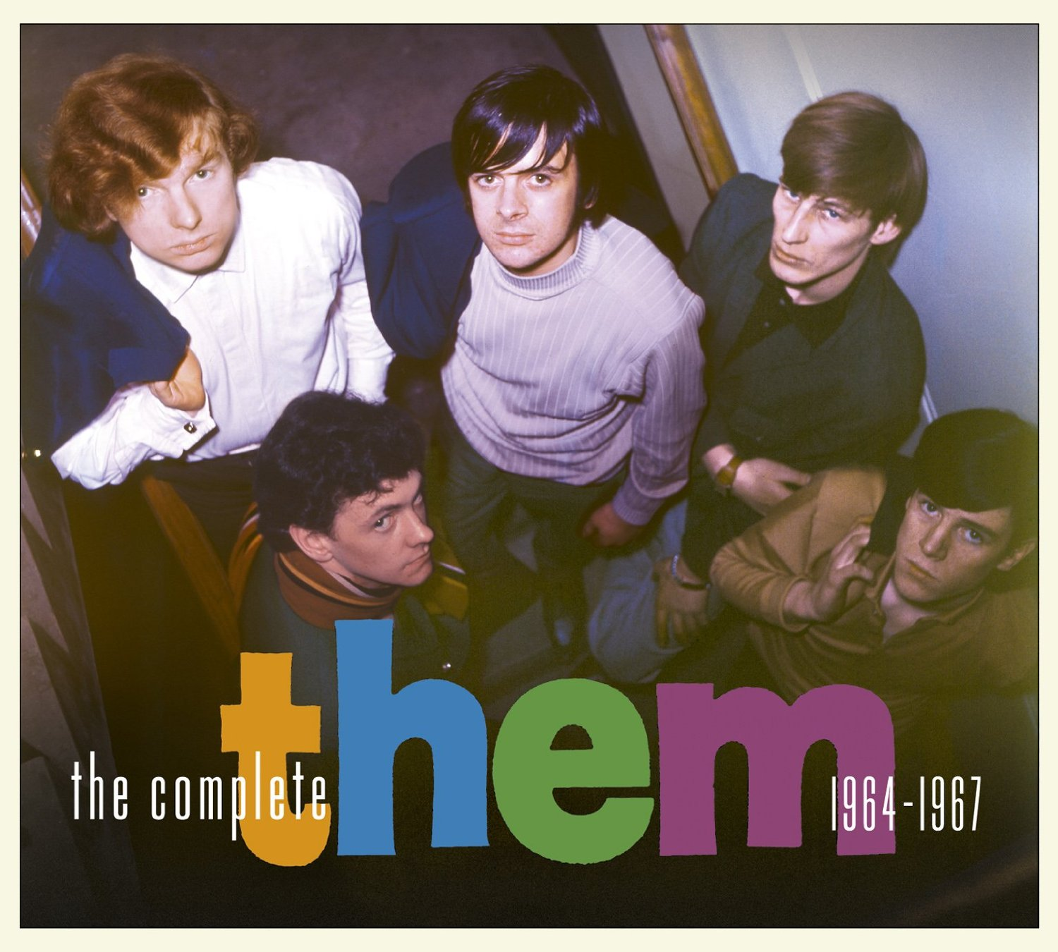 """Them –""""The Complete Them (1964-1967)"""""""