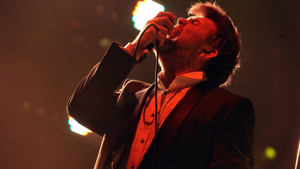 LCD Soundsystem live 2011