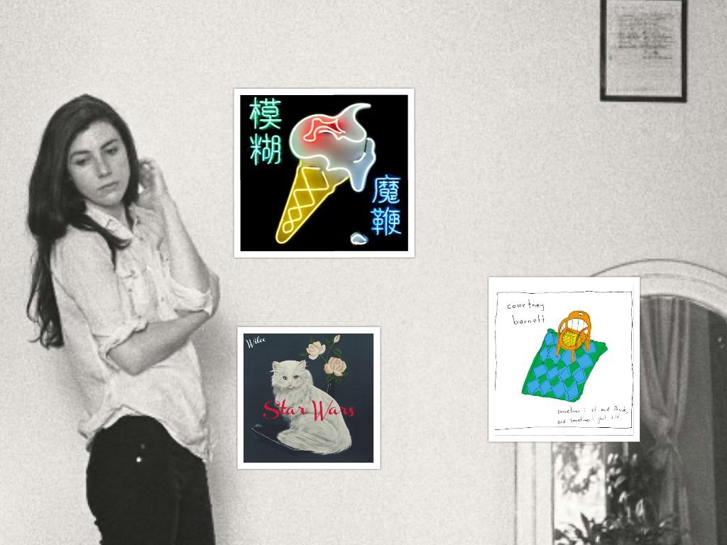 Spielt eine wichtige Rolle in den Jahres-Charts des ROLLING STONE: Julia Holter