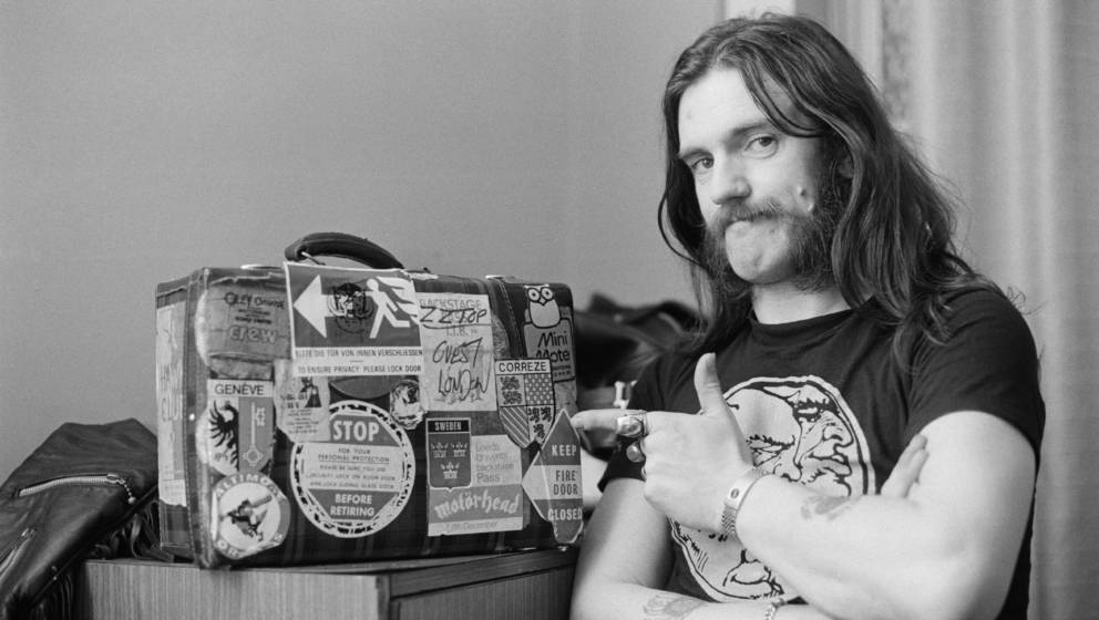 Lemmy Kilmister, 1982