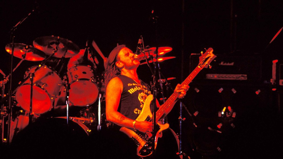 Lemmy Kilmister, 1990