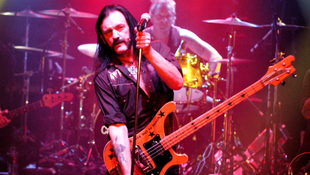 Lemmy Kilmister, 2004