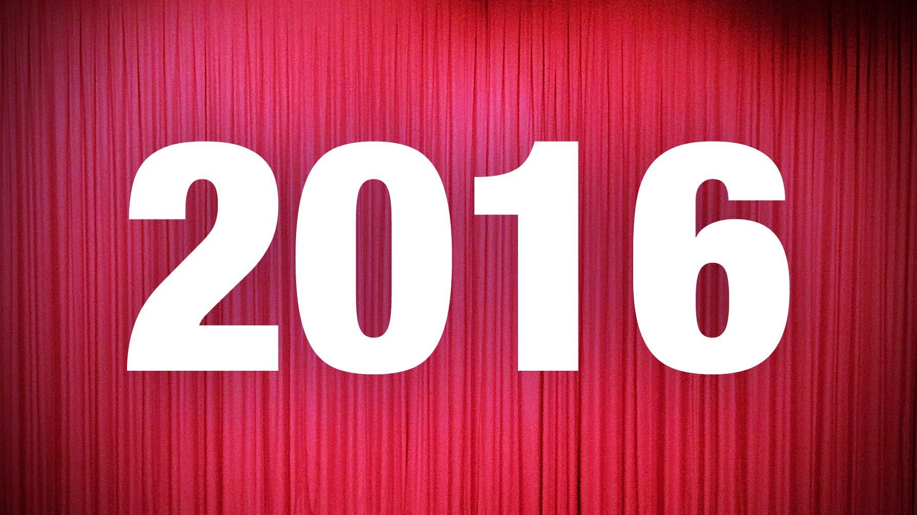 Kinofilme 2016: Das sind die kommenden Film-Highlights