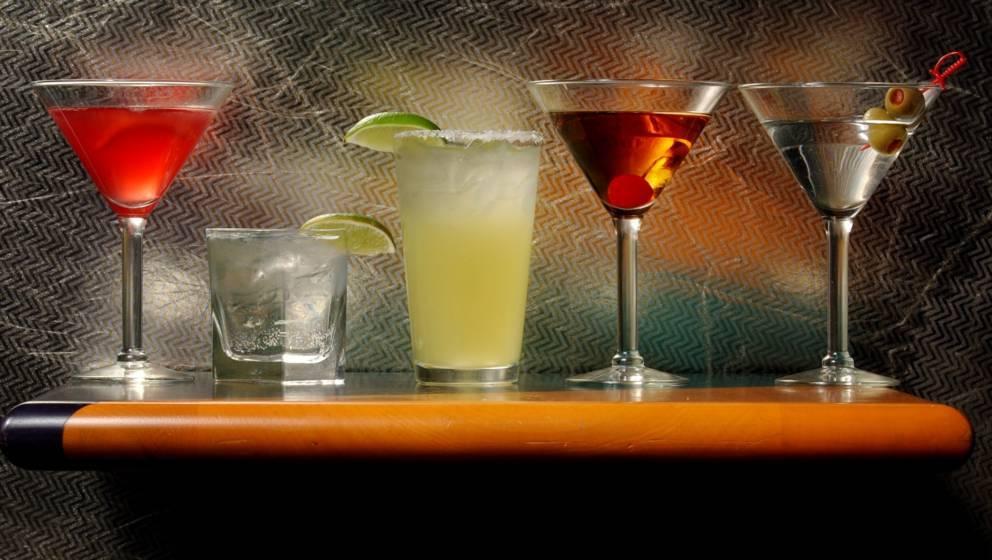 Zu Silvester sollte nicht der billigste Alkohol fließen