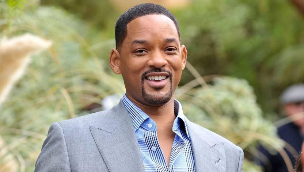 Auch wenn Will Smith hier lacht: Den Tod seines Charakters Steven Hiller findet der Schauspieler gar nicht gut.