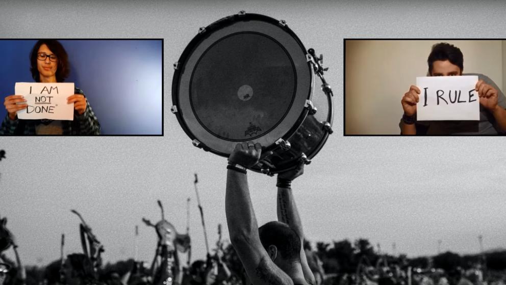 1000 Foo-Fighters-Fans haben sich erneut einen Song ihrer Lieblingsband vorgenommen