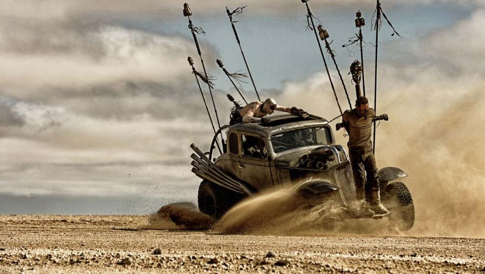"""""""Mad Max: Fury Road"""" war wohl der letzte Film der Reihe, bei dem George Miller Regie geführt hat."""