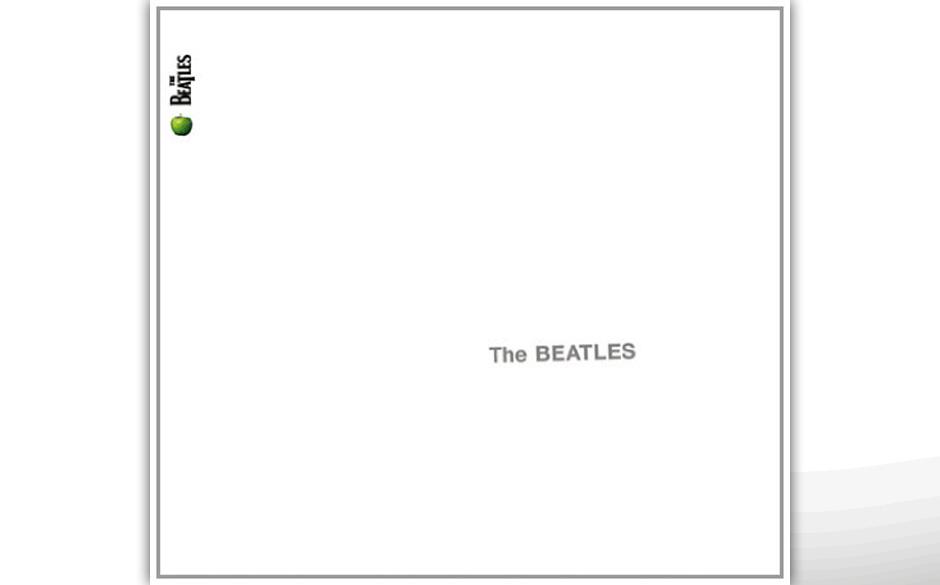 """The Beatles: """"The White Album"""" – """"Auf diesem sind einige meiner liebsten Beatles-Songs drauf: 'Blackbird', 'Revolutio"""