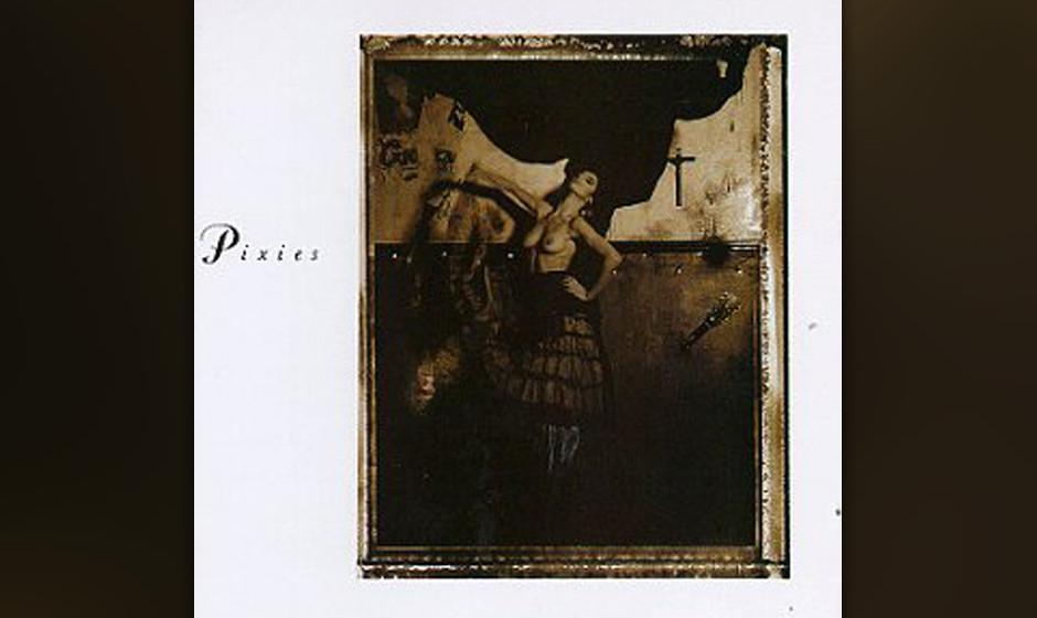 """The Pixies: """"Surfer Rosa"""" – """"Für die damalige Zeit war es so nötig, dass jemand eigensinnigen Punk mit süßem Pop"""