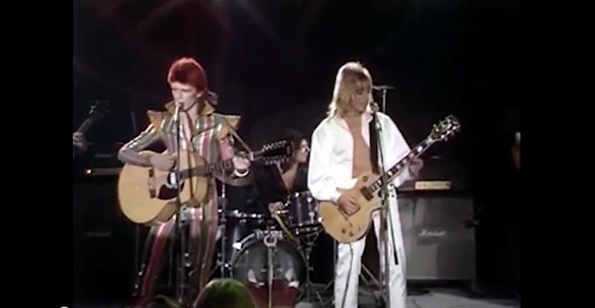 Mashup von Lemmy und Bowie: Ace Of Space!