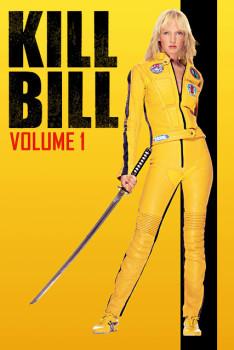 Kill Bill 2003 Vol 1 poster