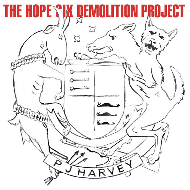 "PJ Harvey: ""Hope Six Demolition Project""."