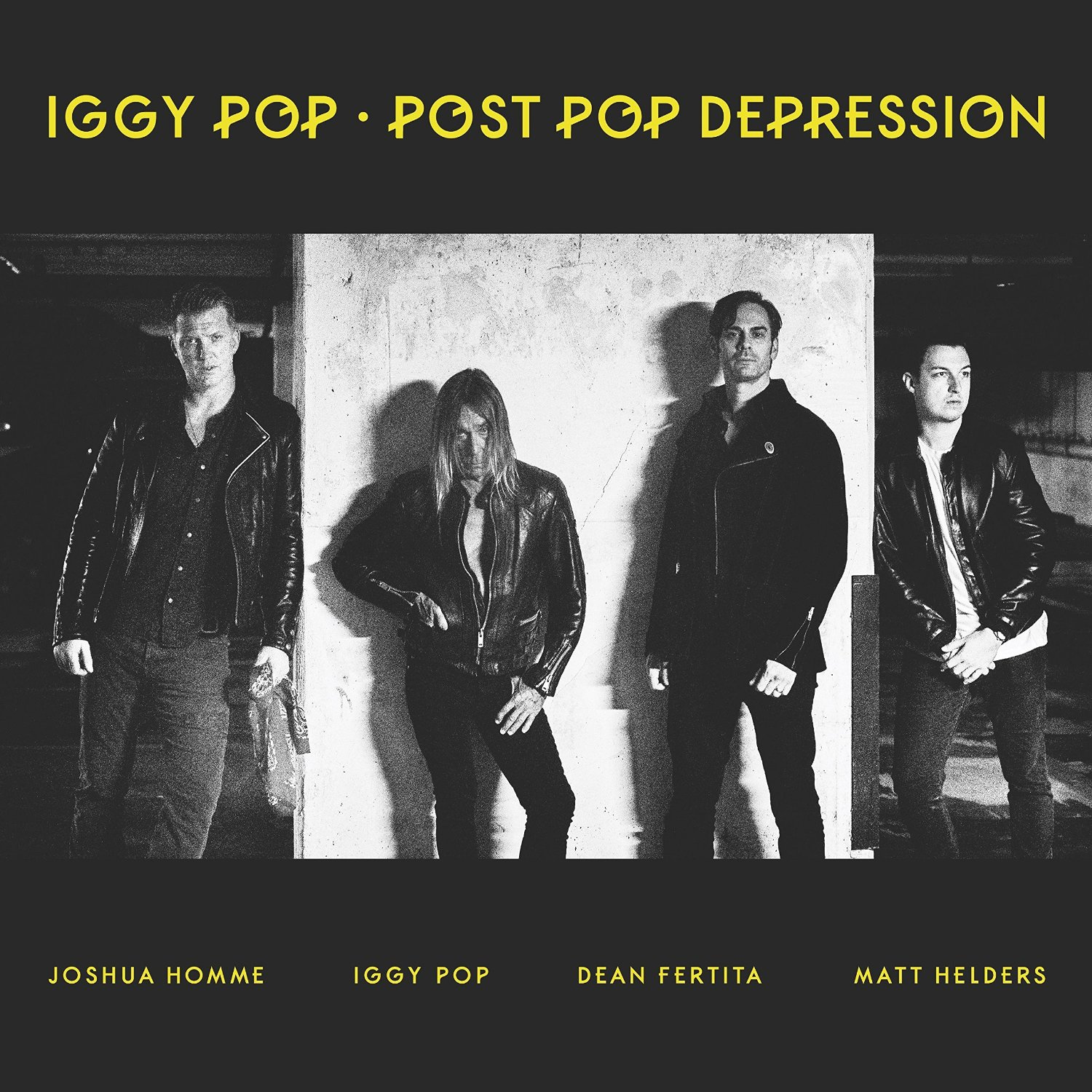 "Iggy Pop: ""Post Pop Depression"""