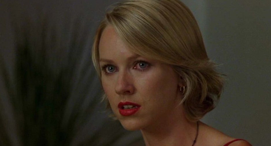"Naomi Watts als naive Blondine in ""Mulholland Drive"""