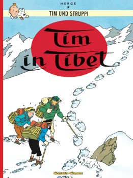 Tim & Struppi, Band 19- Tim in Tibet