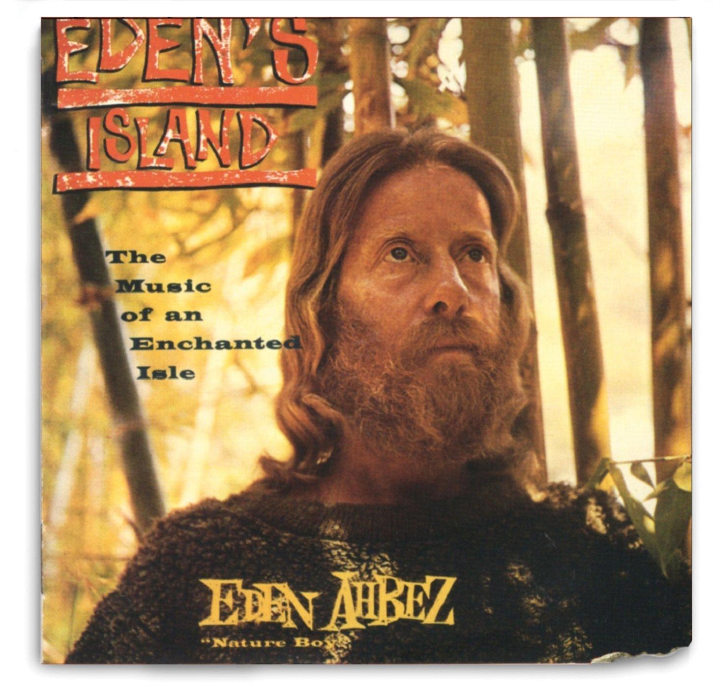 """Eden Ahbez - """"Eden's Island"""" (1960)  Eden Ahbez hat """"Nature Boy"""" komponiert und sah schon in den 40er- Jahren wie Jes"""