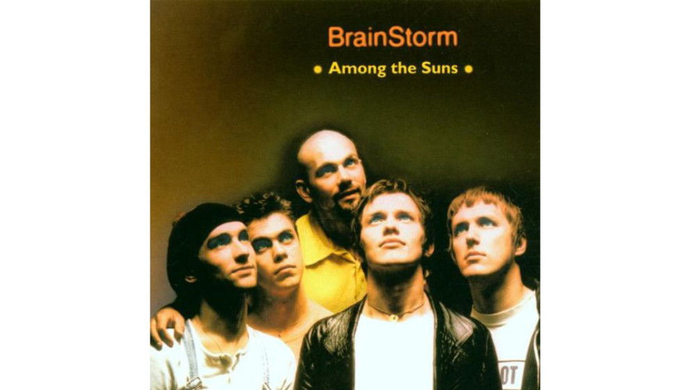 """Brainstorm - """"Among The Suns"""" (2000)  Beim Song Contest 2000 reichte es für den dritten Platz (es gewannen die Olsen Bro"""