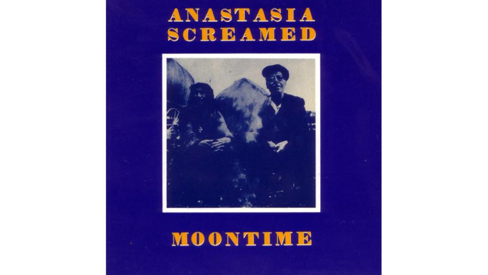 """Anastasia Screamed - """"Moontime"""" (1991)  1991: Auf einmal entdecken alle Nirvana, Pearl Jam und Grunge, und zu viele verpa"""