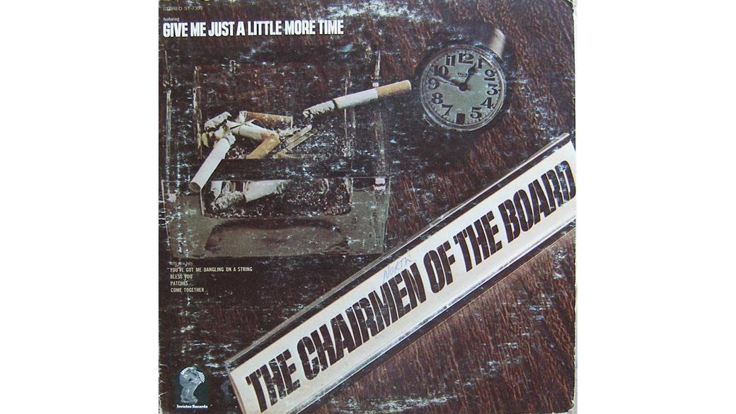 """Chairmen Of The Board - """"The Chairmen Of The Board"""" (1970)  COTB aus Detroit waren in der Soulhistorie nur eine mittelwic"""