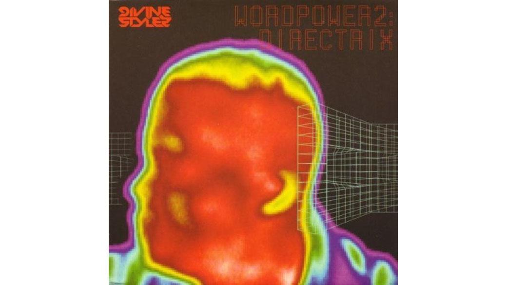"""Divine Styler - """"Wordpower 2: Directrix"""" (1999)  Der gebürtige Brooklyner Marc Richardson veröffentlichte sein De-büt,"""