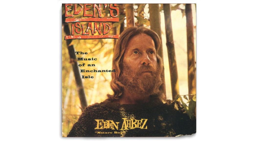 """Eden Ahbez - """"Eden's Island"""" (1960)  Eden Ahbez hat """"Nature Boy"""" komponiert und sah schon in den 40er-Jahren wie Jesu"""
