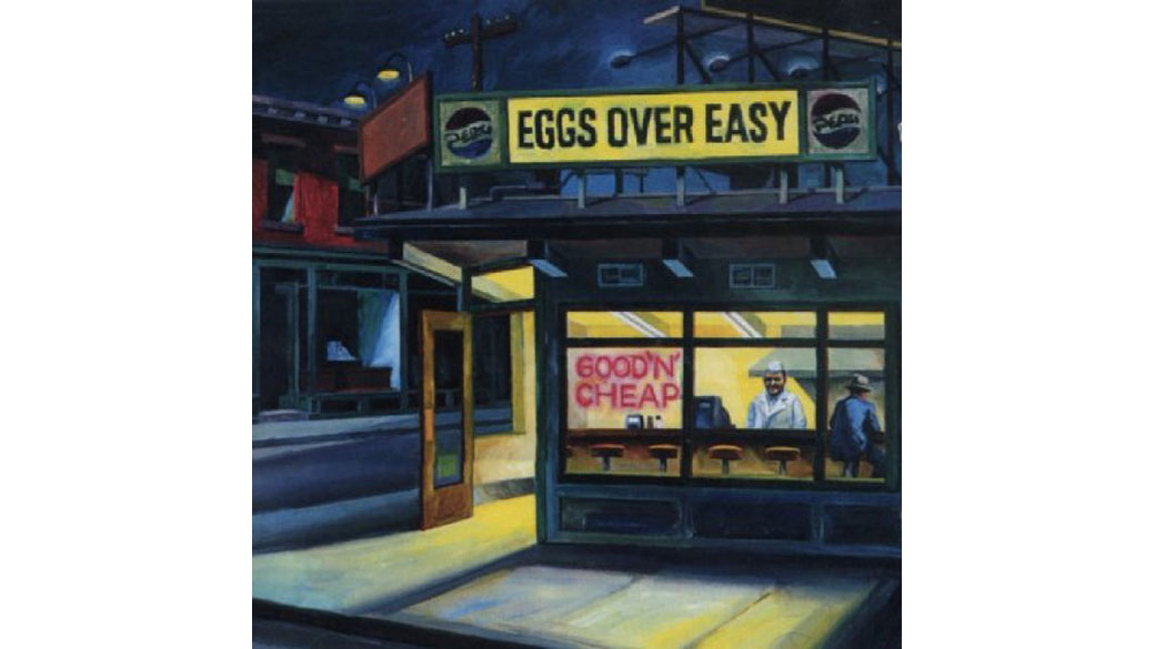"""Eggs Over Easy - """"Good 'N' Cheap"""" (1972)  Bei einem Trip nach England, der eigentlich dazu dienen sollte, ein Album m"""