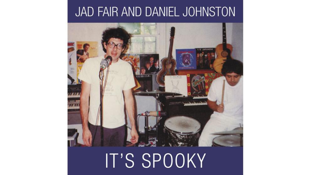 "Jad Fair And Daniel Johnston - ""It's Spooky"" (1989)  Fair trat vor allem mit seinem Bruder, David, im Artpunk-Duo Half Ja"
