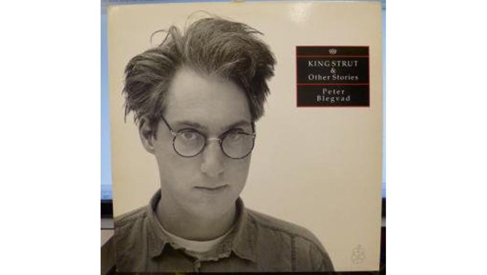 """Peter Blegvad - """"King Strut & Other Stories"""" (1990)  Bekannt wurde Blegvad als Teil der Canterbury Scene und als Mitglied"""
