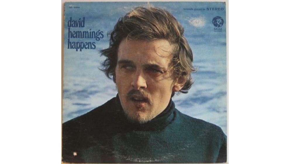 """David Hemmings - """"David Hemmings Happens"""" (1967)  Britische Nonchalance traf auf Westcoast-Flippigkeit, als der coole Hun"""