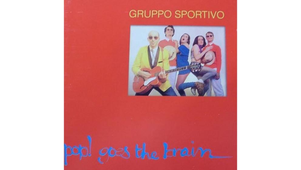"""Gruppo Sportivo - """"Pop! Goes The Brain"""" (1981)  Gruppo Sportivo waren einst die lustigste New-Wave-Band der Niederlande."""