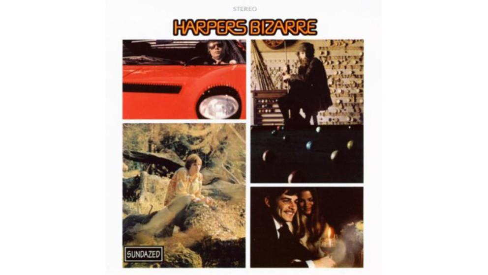 """Harpers Bizarre - """"Harpers Bizarre 4"""" (1969)  Es gab einige Versuche, Hippiepop in Easy Listening zu verwandeln – der B"""