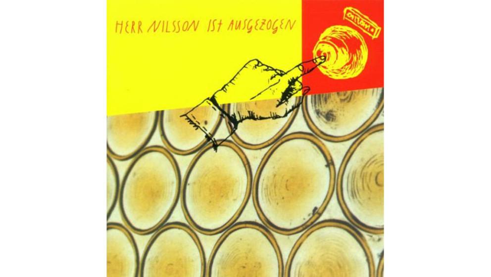 """Herr Nilsson - """"Herr Nilsson ist ausgezogen"""" (1999)  Im Berliner Prenzlauer Berg der 90er-Jahre erschuf die Band um Dicht"""