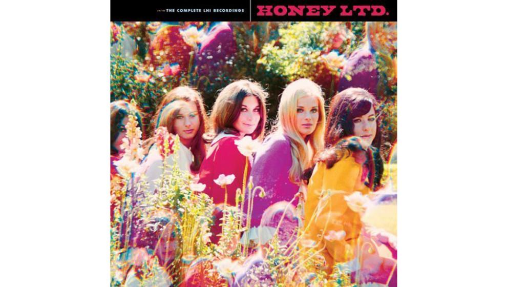 """Honey Ltd. - """"The Complete LHI Recordings"""" (2013)  Lee Hazlewood, der Welt stolzester Schnorresträger und schlimmster Fi"""