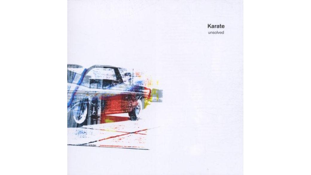 """Karate - """"Unsolved"""" (2000)  Das vierte Album der Band aus Boston, die sich 2005 auflöste, vereint am schönsten die beid"""