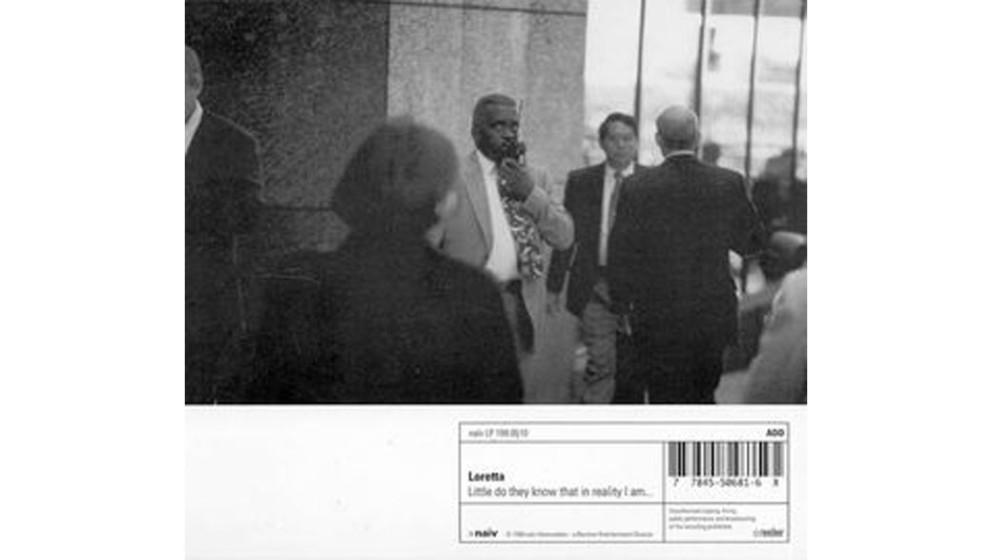 """Loretta - """"Little Do They Know That In Reality I Am ..."""" (1999)  Eigentlich könnte hier jedes Album von Loretta stehen,"""