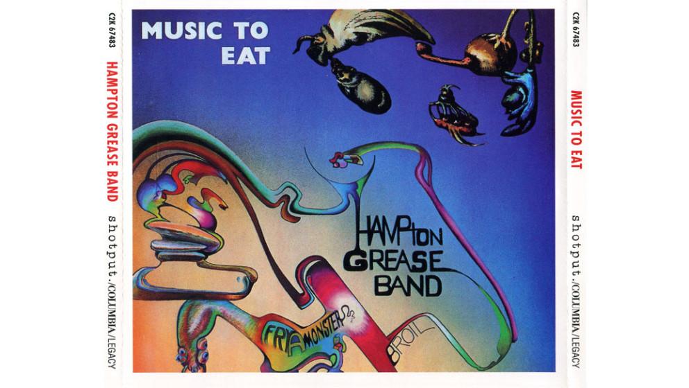 "Hampton Grease Band - ""Music To Eat"" (1971)  Colonel Bruce Hampton, Retired, wie sich Gustav Valentine Berglund III. heut"
