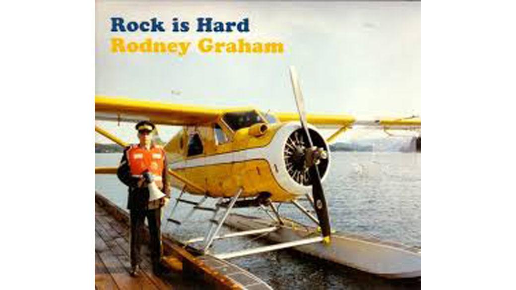 """Rodney Graham - """"Rock Is Hard"""" (2003)  Der kanadische Künstler Rodney Graham ist ein Meister aller Formen: Malerei, Foto"""