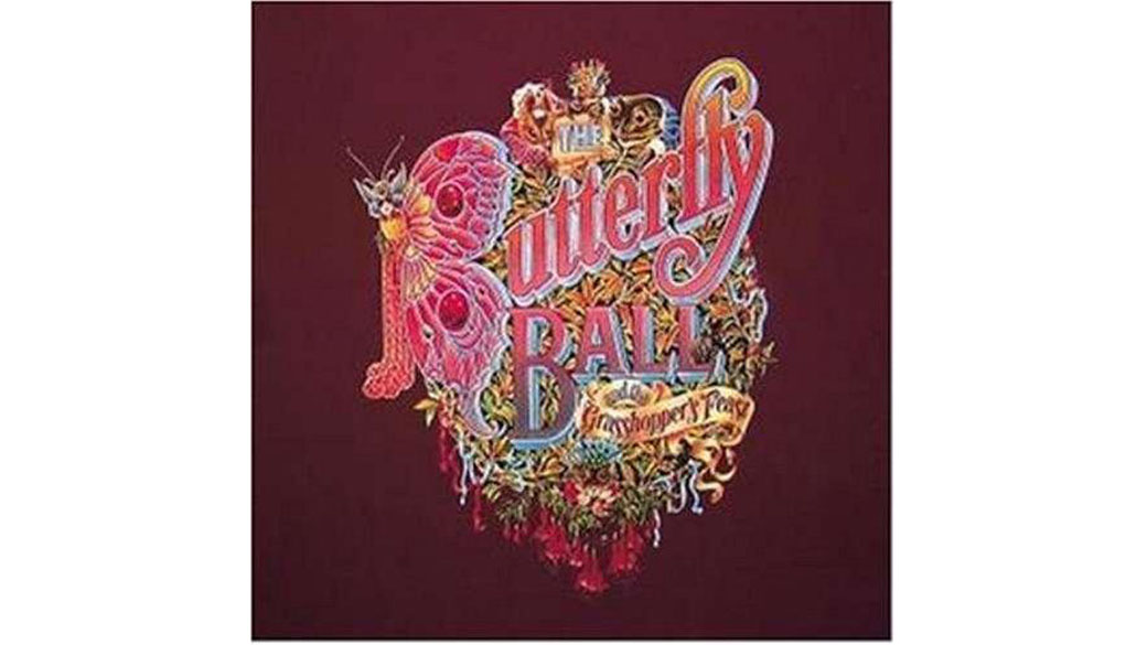 """Roger Glover And Guests - """"The Butterfly Ball And ..."""" (1974)  Weil Jon Lord keine Zeit hatte, produzierte Deep Purples B"""