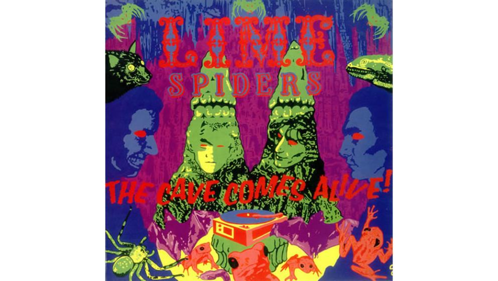 """Lime Spiders - """"The Cave Comes Alive"""" (1987)  Nachdem die Lime Spiders mit """"Slave Girl"""" den australischen Indie-Über"""