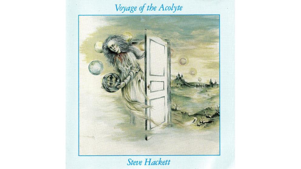 """Steve Hackett - """"Voyage Of The Acolyte"""" (1975)  Die beste Genesis-Platte, die nicht von Genesis ist: Nach dem Ausstieg vo"""