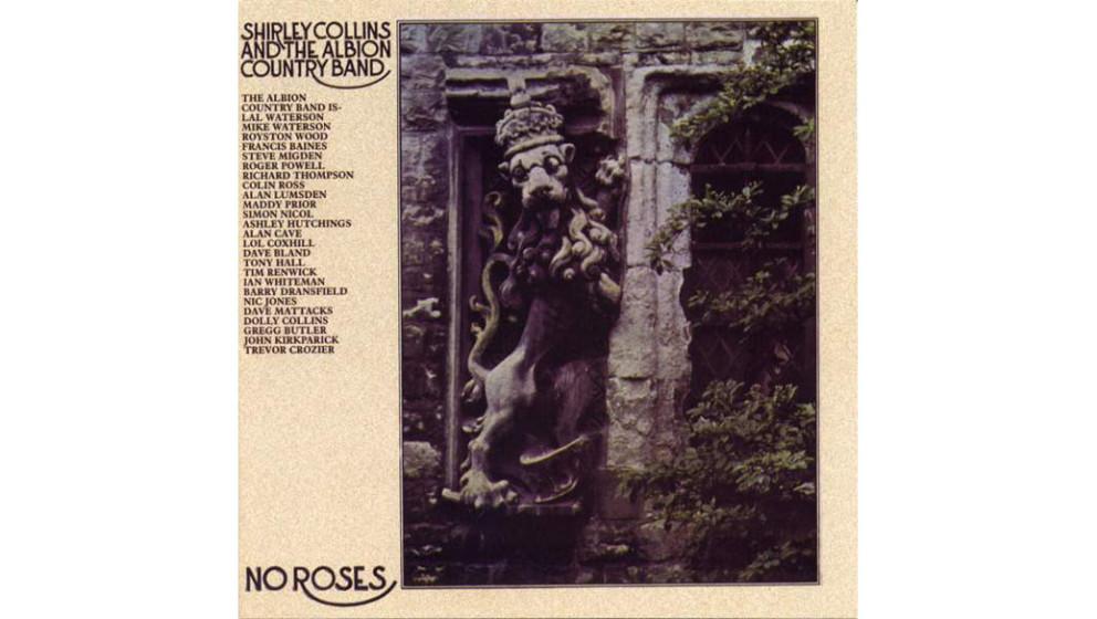 """Shirley Collins & The Albion Country - """"No Roses"""" (1971)  Eine der tollsten Platten, die das britische Folkrevival hervor"""
