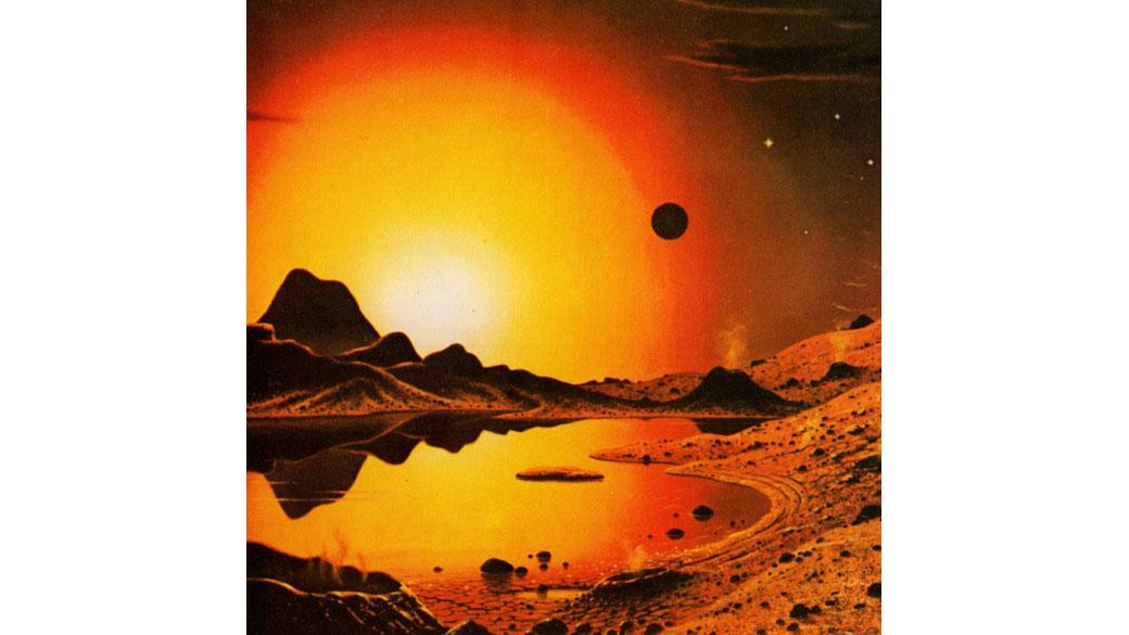 """The Greg Foat Group - """"Girl And Robot With Flowers"""" (2012)  2012 wird nicht als das Jahr des Retrofuturismus und Space-Ag"""