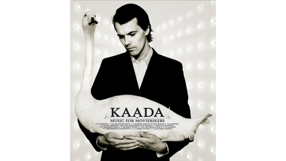 "Kaada - ""Music For Moviebikers"" (2006)  Das dritte Album des norwegischen Komponisten John Erik Kaada ist der perfekte So"