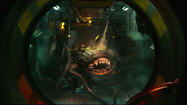 """Das Rathtar-Monster aus """"Das Erwachen der Macht"""""""