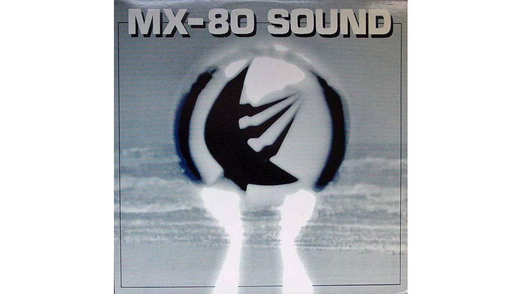 """MX-80 Sound - """"Out Of The Tunnel"""" (1980)  Hypernervöser und extrem druckvoller No Wave aus San Francisco, der bisweilen"""